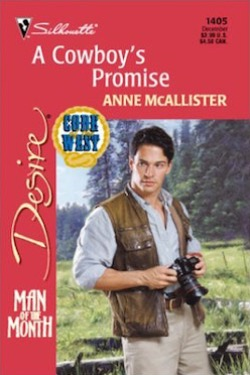 A Cowboy's Promise by Anne McAllister