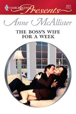 Excerpt: The Boss's Wife for a Week
