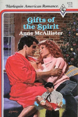 Gifts of the Spirit by Anne McAllister