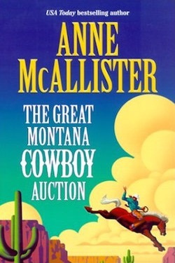 The Great Montana Cowboy Auction by Anne McAllister