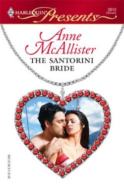 Excerpt: The Santorini Bride