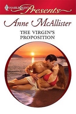 The Virgin's Proposition by Anne McAllister
